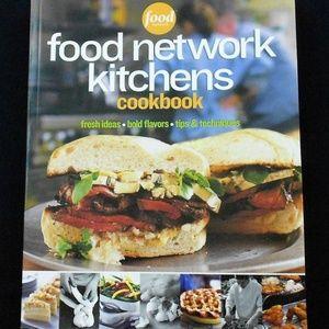 Food Network Kitchens Cookbook 2005 Paperback